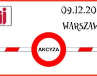 AKCYZA – Spotkanie w WARSZAWIE 09.12.2016