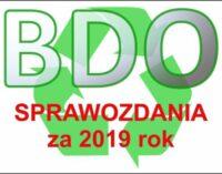 BDO-moduł sprawozdawczości z błędem i nowe terminyna złożenie sprawozdań