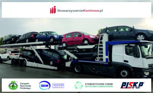 Branża motoryzacyjna przeciwko wyższej akcyzie na samochody z importu.