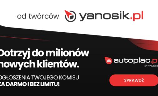 Yanosik Autoplac.pl nowym Członkiem Wspierającym!